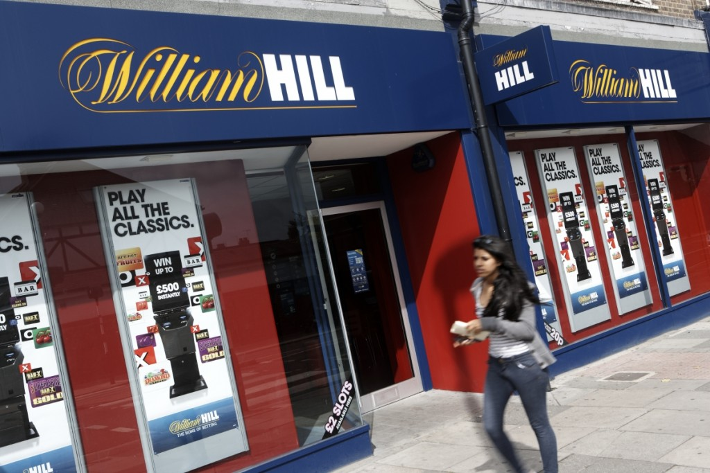 William Hill lažybų kontora