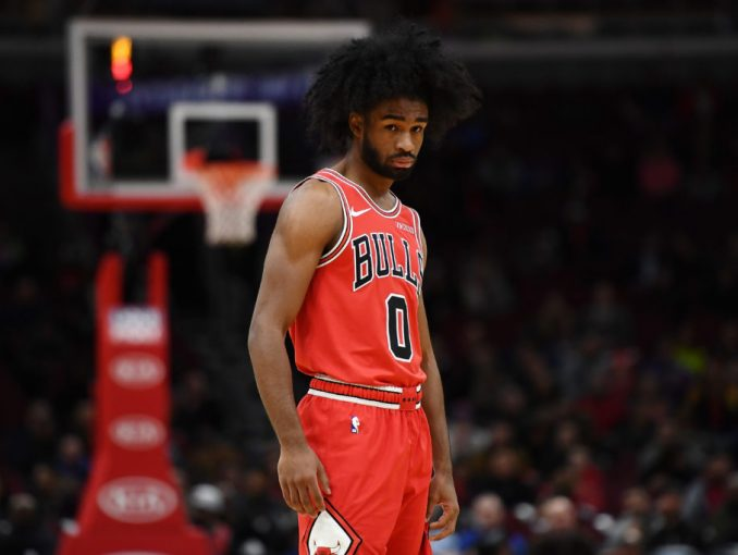 Coby White Chicago Bulls