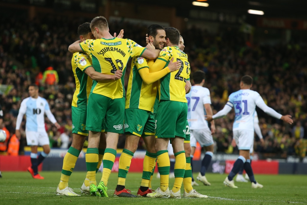 norwich city komanda