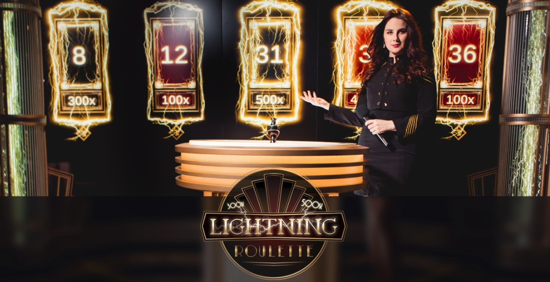 Lightning Roulette Online Lucky numbers