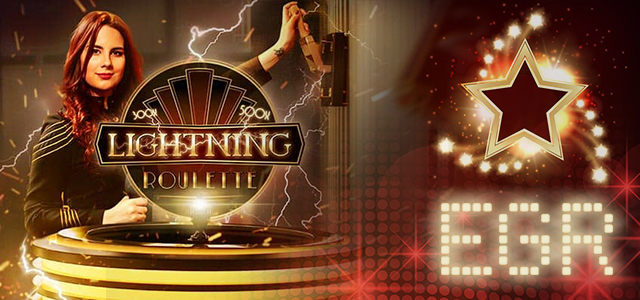 Game of the year - Lightning Roulette